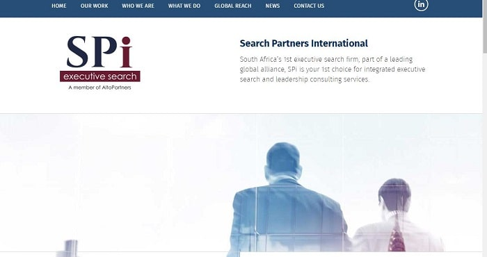 List Of Recruitment Agencies In Johannesburg - Search Partners International