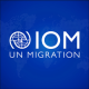 UN Migration Agency (IOM) logo