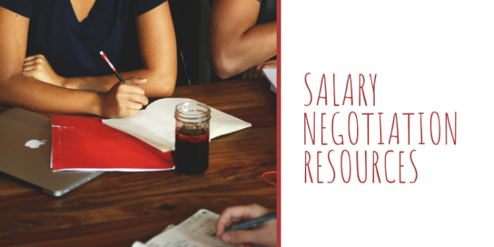 65 Resources to Help You Negotiate Your Salary
