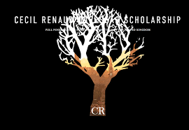Cecil Renaud Overseas Scholarship Full Postgraduate Scholarship For Study in the United Kingdom
