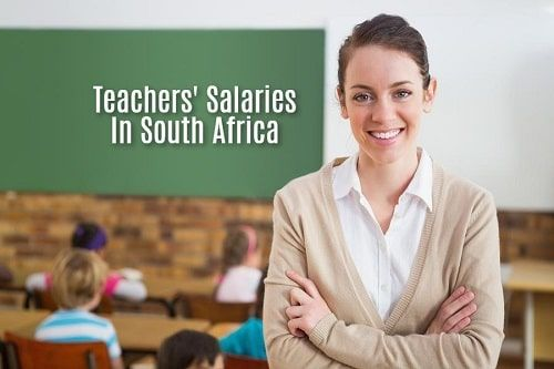 Teachers' Salaries In South Africa