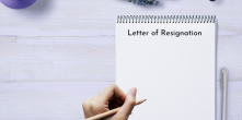 How to Write a Resignation Letter (With Templates and Example)