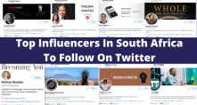 Top Influencers In South Africa To Follow On Twitter