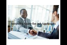 Interview Guide for Job Applicants