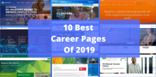 10 Best Career Pages of 2019
