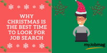 Why Christmas is the Best time for Job Search