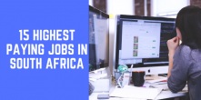 15 Highest Paying Jobs in South Africa 2020