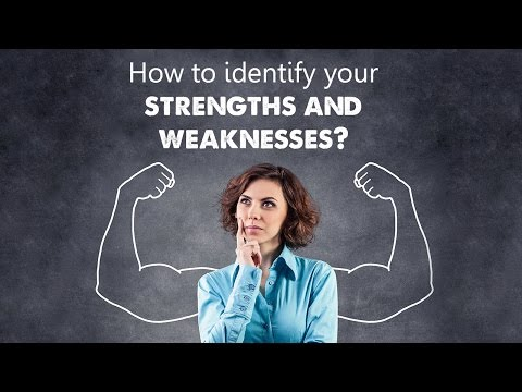 How to Identify Your Strengths and Weaknesses