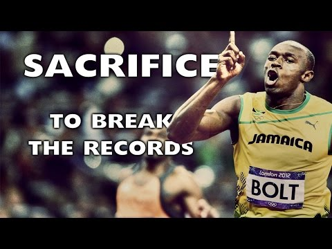 Usain Bolt - All This For 9.58 Seconds